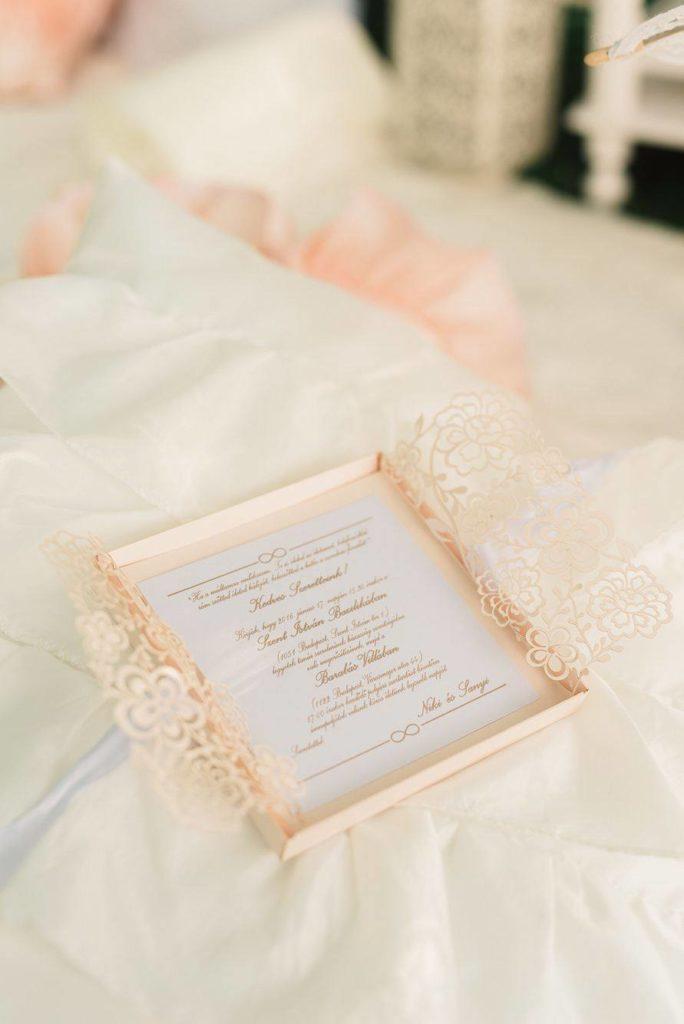 igazi esküvő - Niki és Sanyi meghívó2