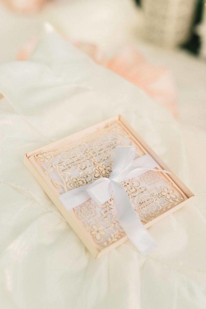 igazi esküvő - Niki és Sanyi meghívó