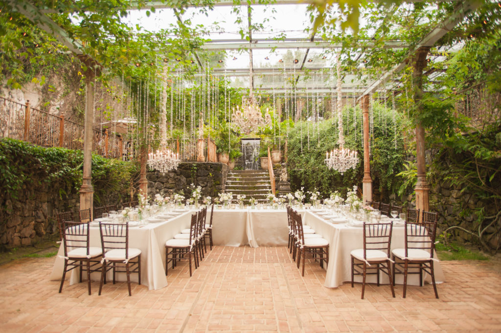 esküvőszervezés - helyszín