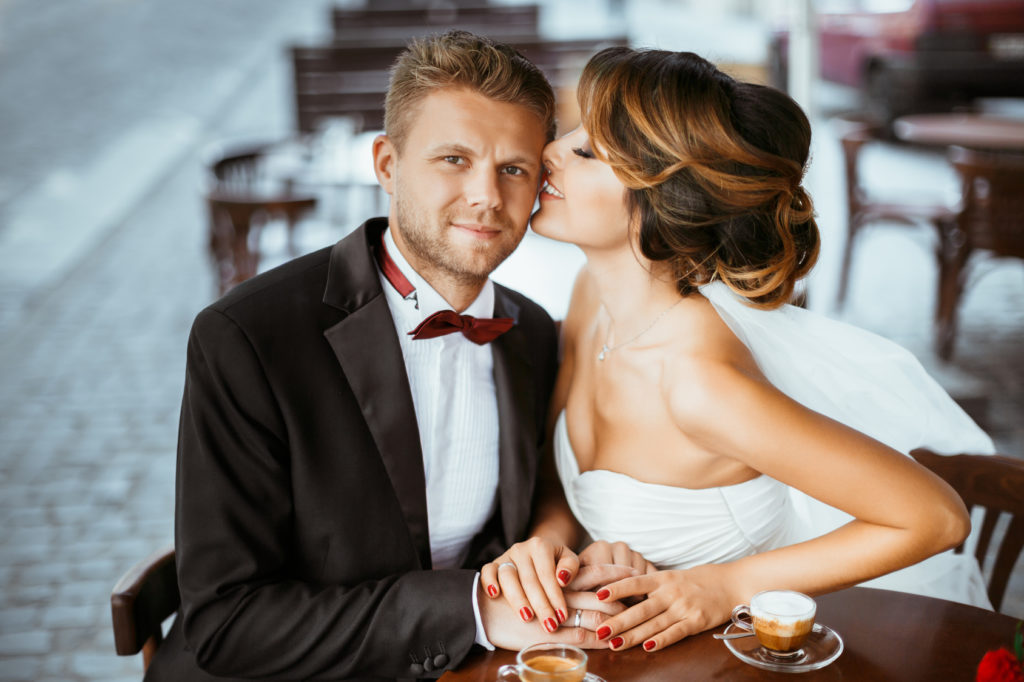 esküvőszervezés - csak ti