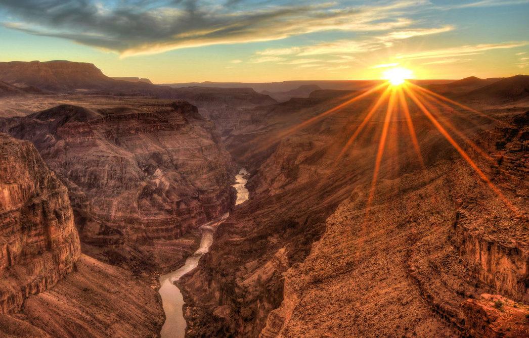 nászút ősszel - grand canyon