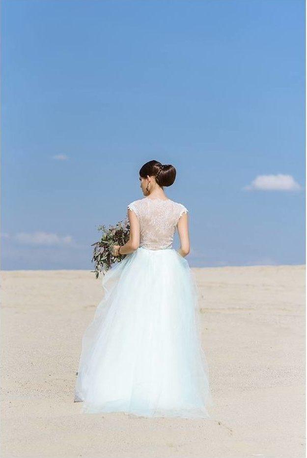 Nagy Ágota - Oázis menyasszonyi ruha 2