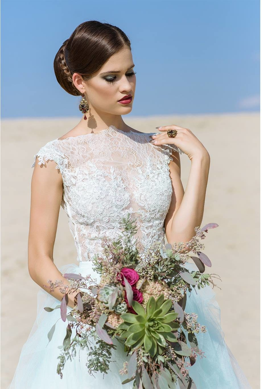 Nagy Ágota - Oázis menyasszonyi ruha