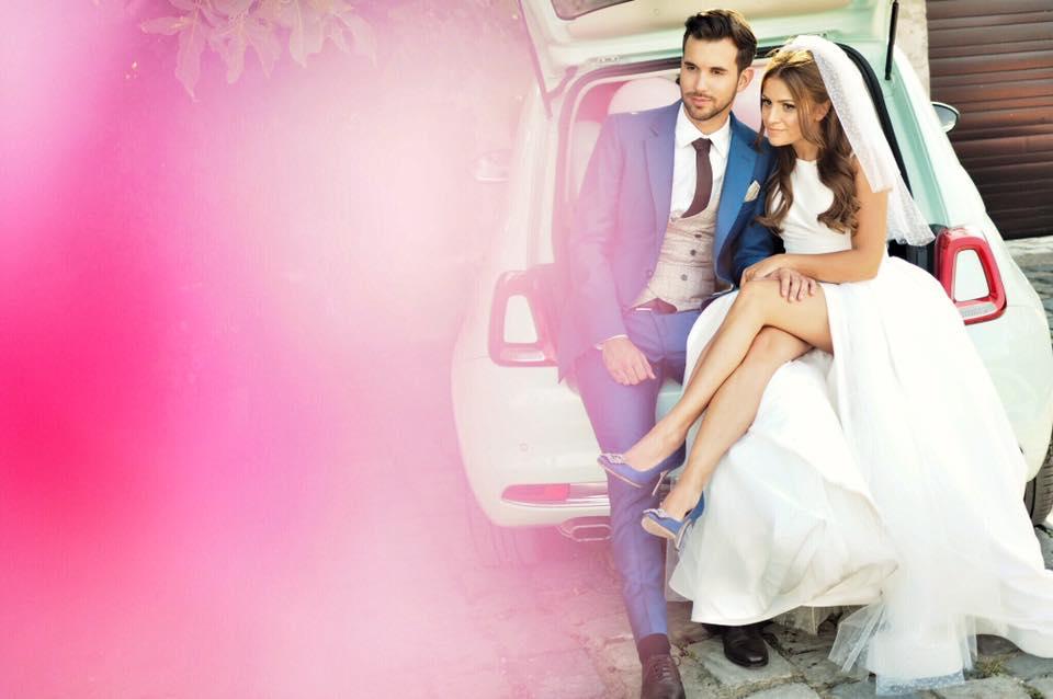Borzi Vivien esküvő - pár fotó