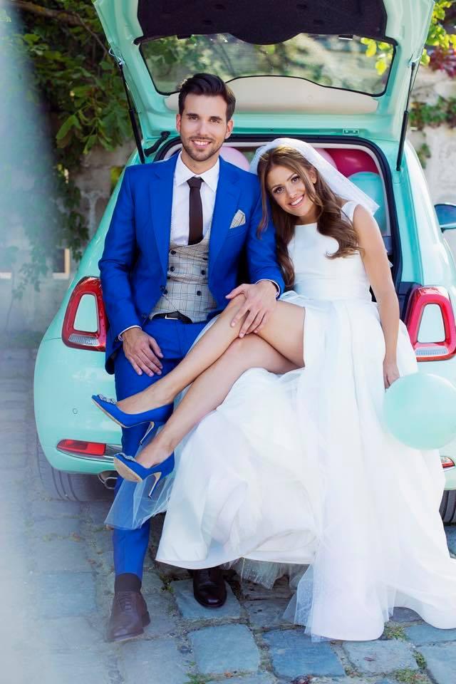 Borzi Vivien esküvő - párfotó 3