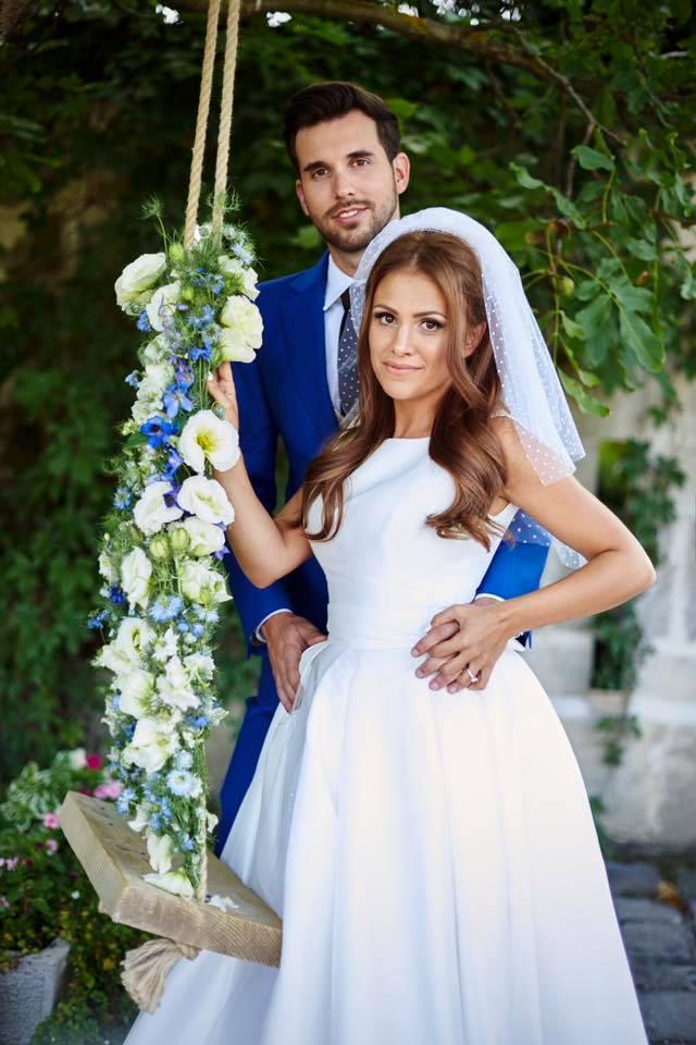 Borzi Vivien esküvő - párfotó 1