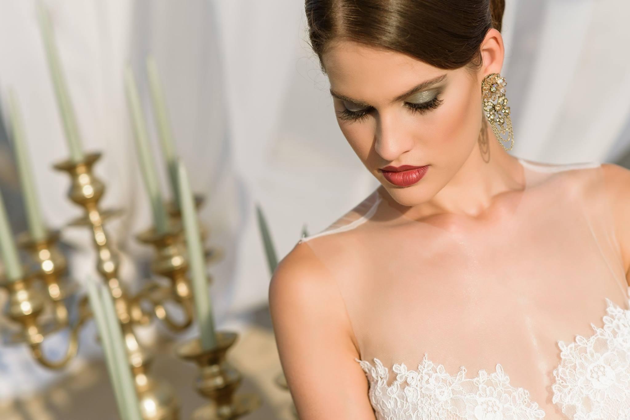 Nagy Ágota - Oázis menyasszonyi smink