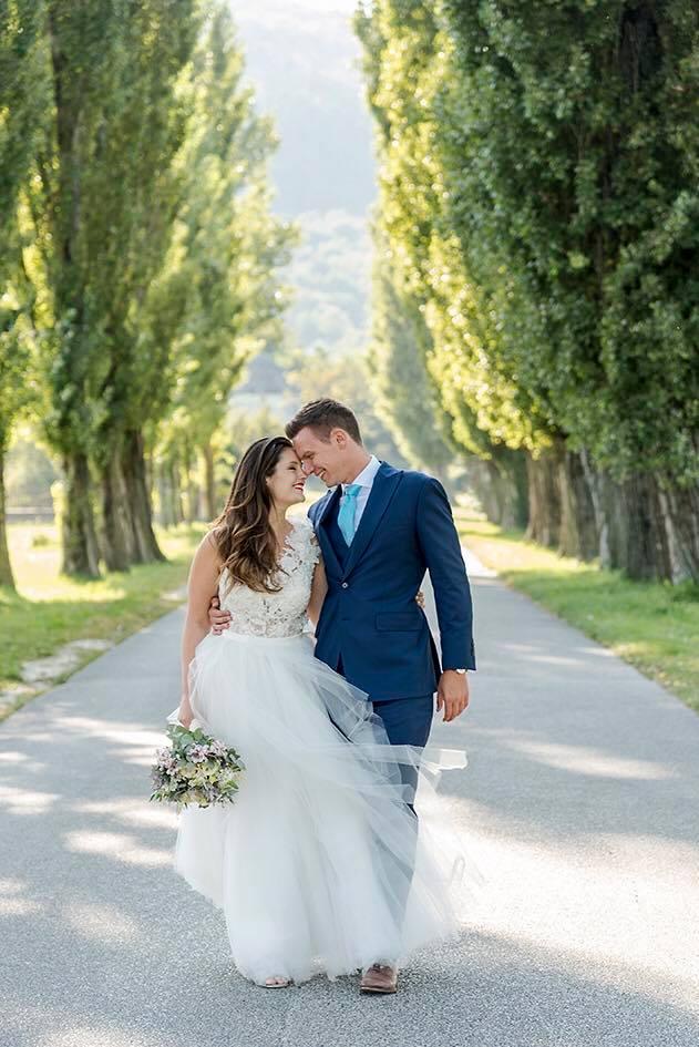 eb0a8df3d1 Happily Ever Weddings Budapest - Eszter és Gyuri, Rókusfalvy Birtok